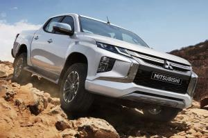Mitsubishi-Nuovo L200 – Launch Limited Edition