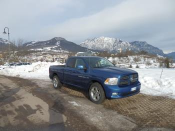 Dodge - RAM 1500 - Km 205700 - € 24800 - Clicca per la scheda veicolo completa