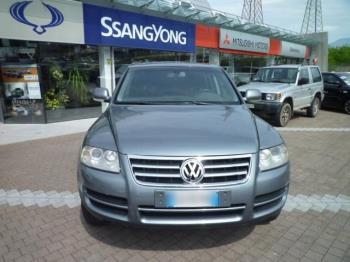 Volkswagen - Touareg 2.5v6 - Km 290234 - € 6500 - Clicca per la scheda veicolo completa