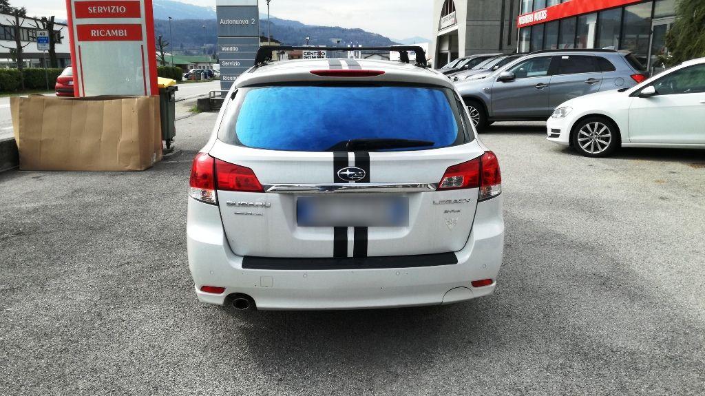 Subaru - SUBARU LEGACY - Km 220000 - Euro 8500