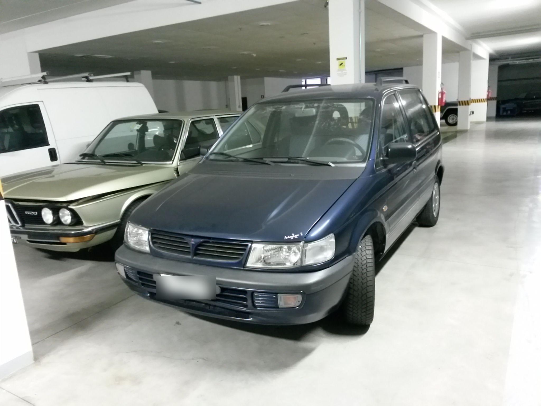 Mitsubishi - MITSUBISHI SPACE RUNNER - Km 58000 - Euro 1800
