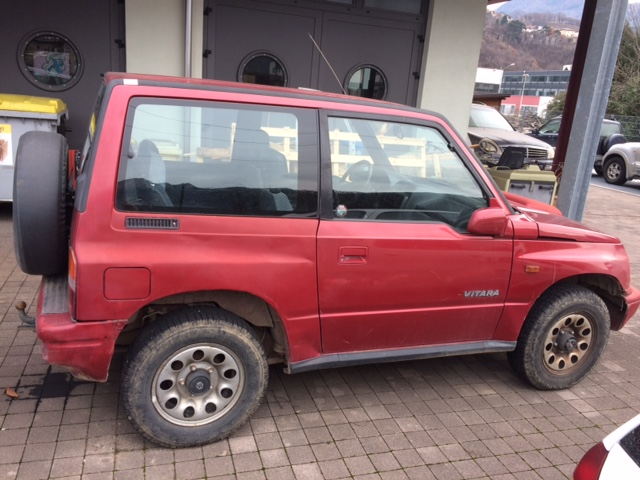 Suzuki - vitara 1.9 t.d. - Km 221890 - Euro 2900