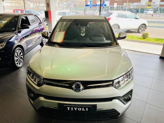 SsangYong - TIVOLI 1.6 EXDI EXCLUSIVE - Km 0 - Euro 24500