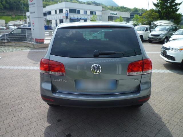 Volkswagen - Touareg 2.5v6 - Km 290234 - Euro 6500