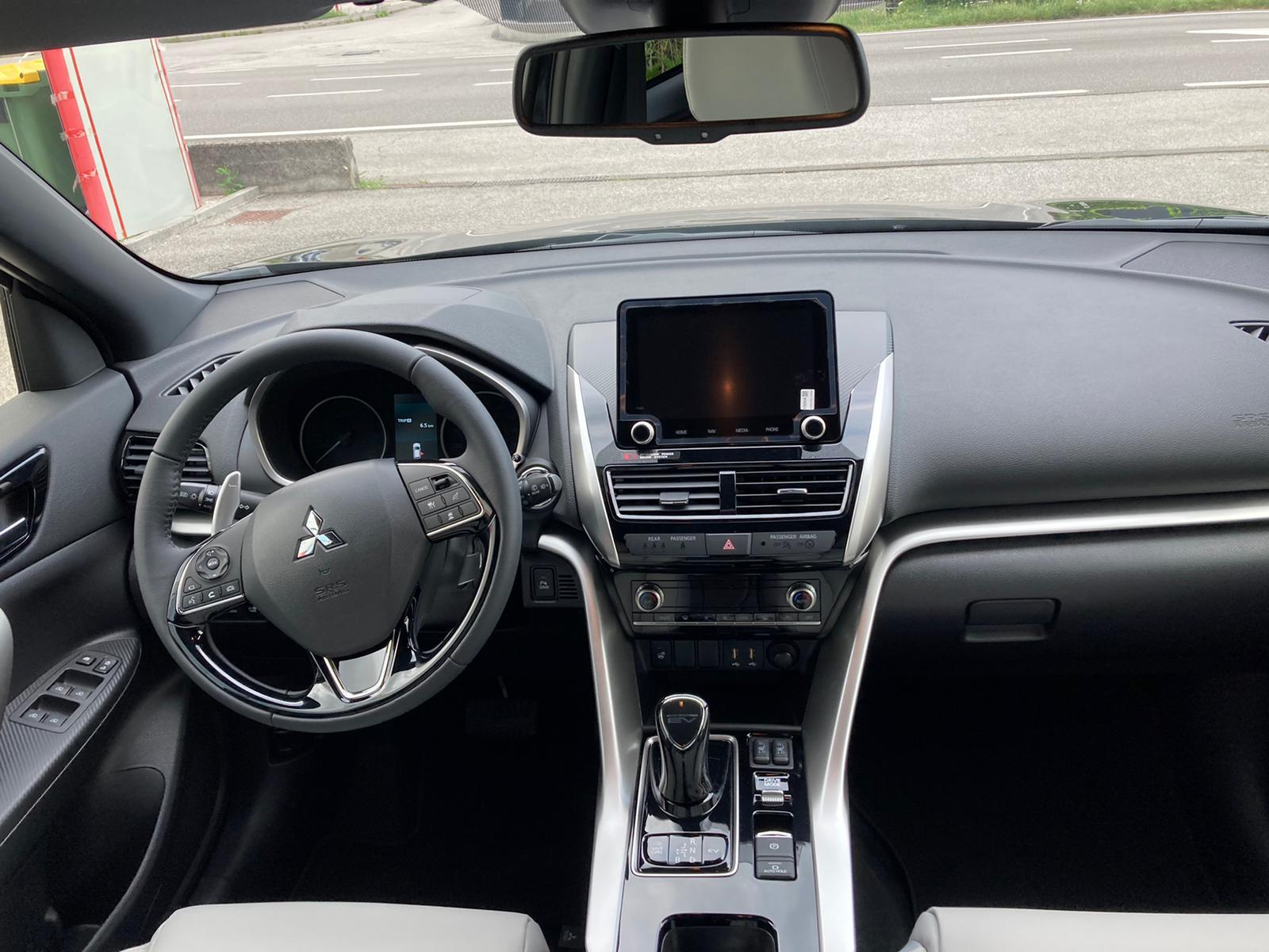 Mitsubishi - ECLIPSE CROSS PHEV PLUGIN  DIAMOND - Km 0 - Euro 50900