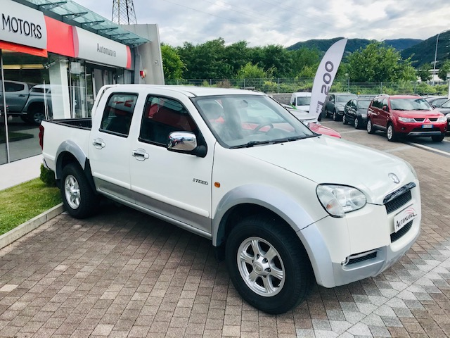 Great Wall - GREAT WALL STEED 2.4 BZ/GPL - Km 249890 - Euro 6900