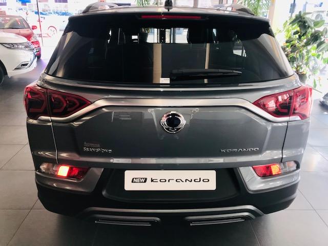 SsangYong - NEW KORANDO 1.6 EXDI 2WD DREAM AUTOMATICO - Km 0 - Euro 29000