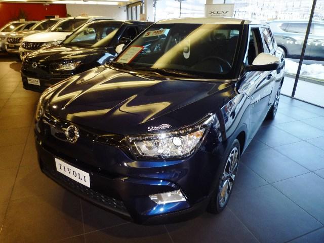 Mitsubishi - TIVOLI 1600 EXDI BE VISUAL AEBS 4WD - Km 34 - Euro 22500