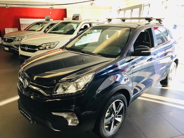 SsangYong - KORANDO 2.2 EXDI 4WD LIMITED - Km 0 - Euro 27500